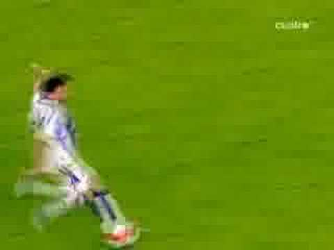 Real Valladolid - Real Madrid (1-1) 4º J - 07-08 parte 2