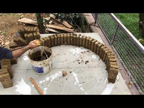 Taş fırın yapımı ( part1)