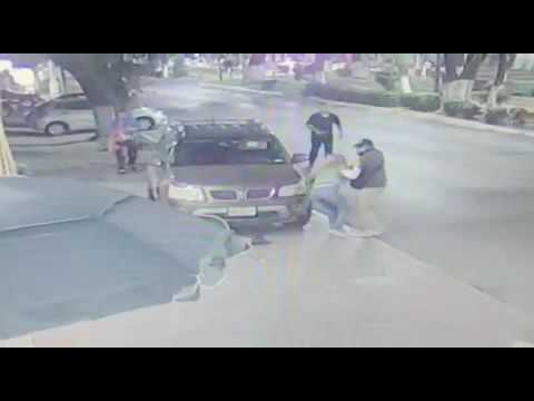 Roban camioneta a mujer en Arboledas