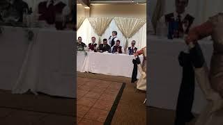 Father of the Bride Speech Rees Zollo wedding