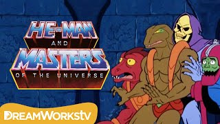 Skeletor Can't Escape Greyskull | HE-MAN AND THE MASTERS OF THE UNIVERSE