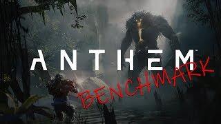 Anthem | i7-7700K / GTX 1060 6G