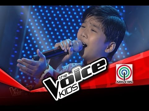 "The Voice Kids Philippines Blind Audition ""Habang May Buhay"" by Isaac"