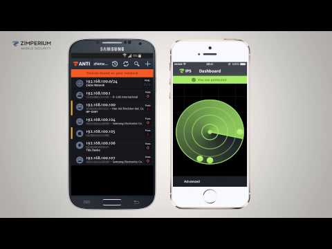 zIPS Mobile Security Demonstration
