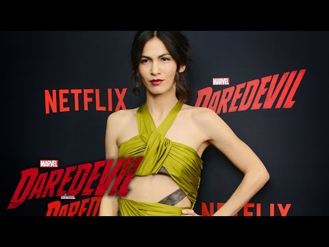 Elodie Yung on Elektra – Marvel