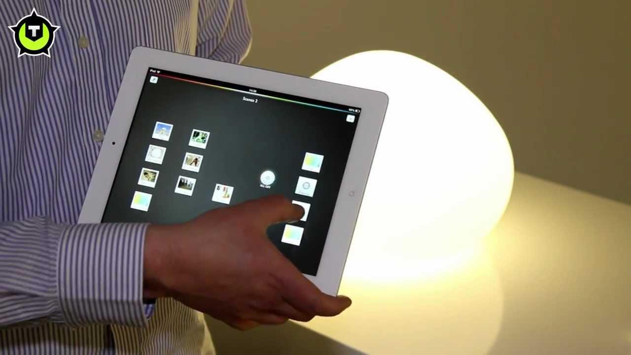 videoreport philips hue led verlichting draadloos configureren