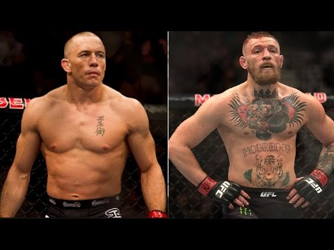 Joe on GSP will wrestle the shit out of Conor McGregor IF THEY FIGHT