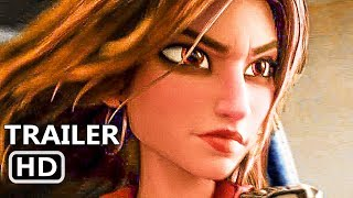 "WRECK-IT RALPH 2 ""Gal Gadot"" Trailer (NEW 2018) Animated Movie HD"