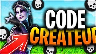 How to Have His Creator Code On Fortnite Battle Royale?