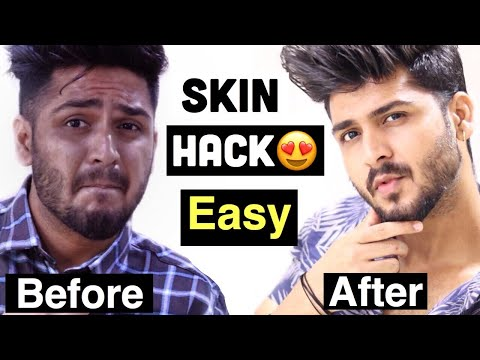 5-skin-care-tips-that-every-indian-guy-must-know-!-look-good-instantly-(hindi)