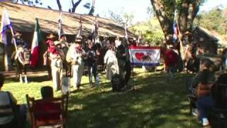 Vacaville, CA   Alta California Riders Flag Raising.mp4