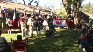 Vacaville, CA   Alta California Riders Flag Raising.mp4