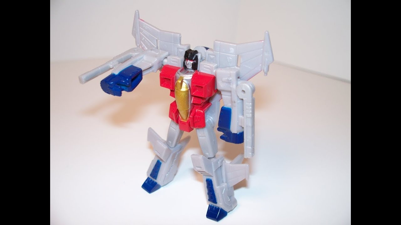 Toy Legends Rts Figure Starscream Review Youtube Action Transformers wiTXlOPkuZ