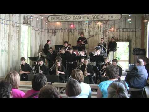Live at Dew Drop Social & Benevolent Jazz Hall - Fontainebleau Jazz Ensemble One