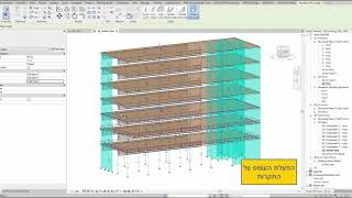 SOFiSTiK Analysis & Design for Revit 2021 - Loads, Combinations and Boundary Conditions