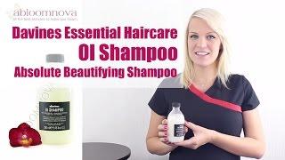 Davines Essential Haircare OI Shampoo - Absolute Beautifying Shampoo