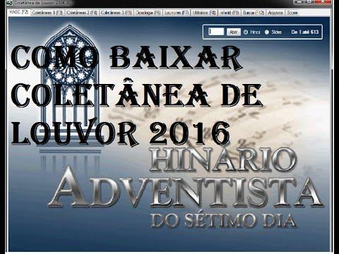 COLETÂNEA DE LOUVOR IASD screenshot 1