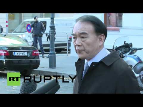 Austria: China 'deeply shocked' by Paris attacks - Chinese Deputy FM Li