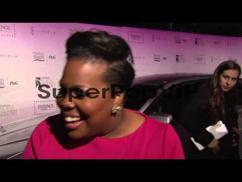 INTERVIEW - Amber Riley on what brings her out, artists s...