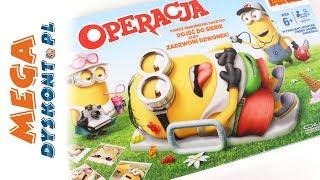 Gru Dru i Minionki / Despicable Me 3 • Operacja Minionek • Gry dla dzieci • Hasbro Gaming