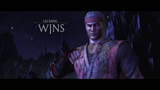 Flame Fist Liu Kang - Ranked Matches (Mortal Kombat X)