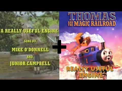 Really Useful Engine Mix