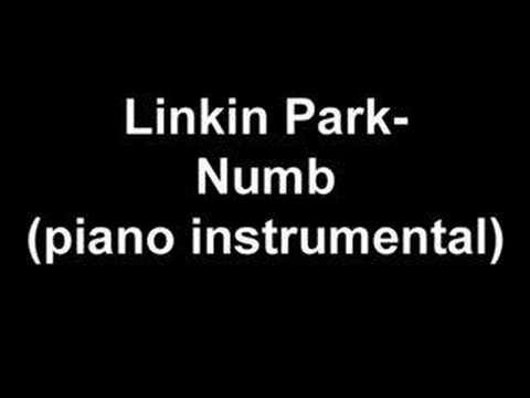Linkin Park - Numb (piano instrumental)