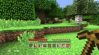 kazugames初の実況   Minecraft: PlayStation®4 part 1 thumbnail