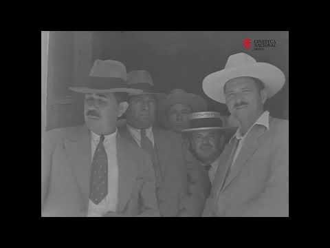 Programa 2. Compilación Visitas de Lázaro Cárdenas al Estado de Tabasco. Duración 57 minutos.