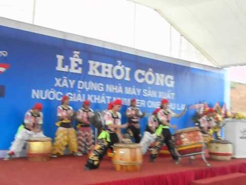 Lion Dance Viet Nam _ Đoàn lân sư rồng Bạch Ngọc Đường ( 0909309446 ) NUMBER ONE