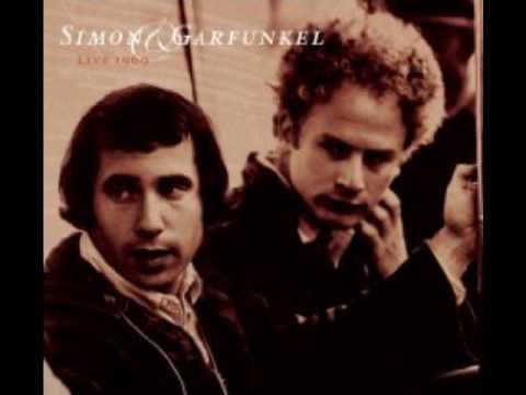 """""""The Only Living Boy in New York""""Simon & Garfunkel"""