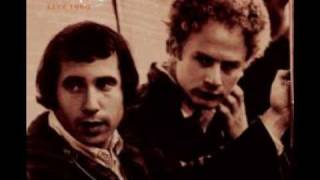 """The Only Living Boy in New York"" written by Paul Simon was recorde..."
