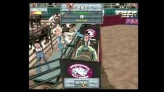 Professional Bull Rider 2 PC Games Gameplay