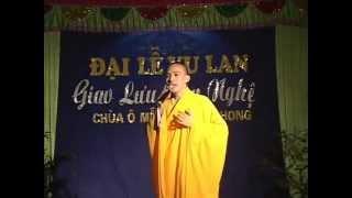 Phim | hát chèo đường về cõi Phật Thầy Thanh Hải | hat cheo duong ve coi Phat Thay Thanh Hai