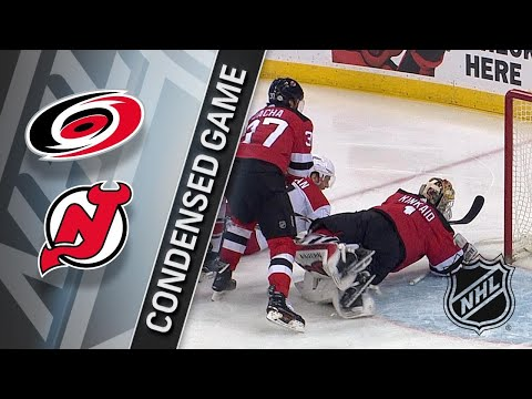 02/15/18 Condensed Game: Hurricanes @ Devils