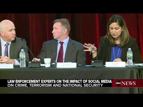Thumbnail: Law enforcement officials, privacy experts discuss social media at Rutgers Police Institute