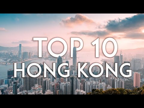 TOP 10 Things to do in HONG KONG 2017