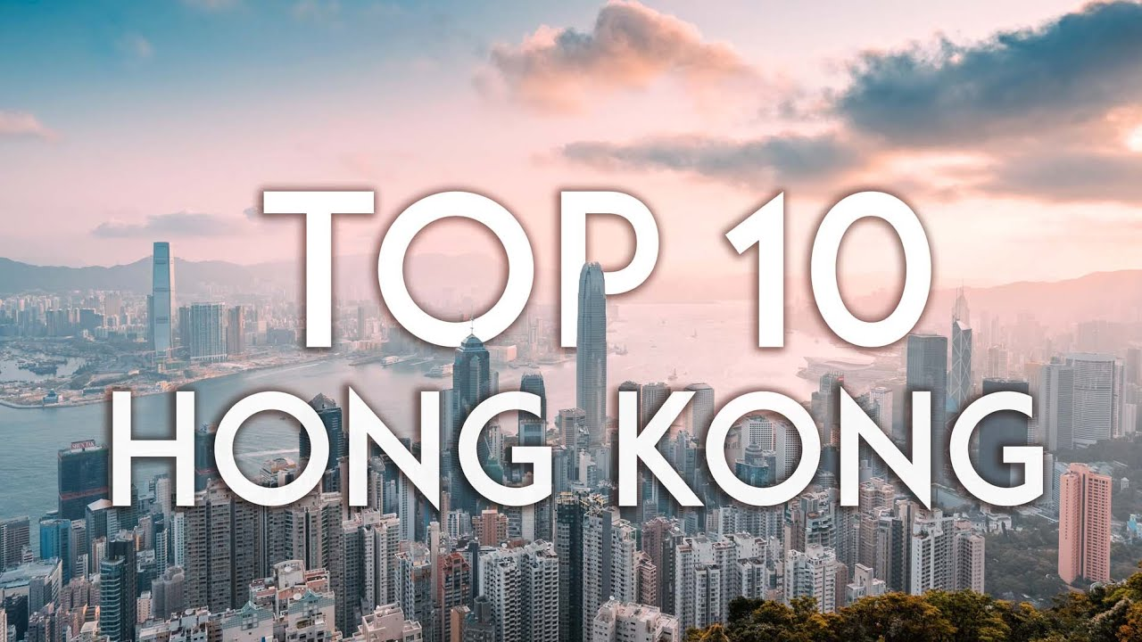 Top 10 Things To Do In Hong Kong Travel Guide Youtube