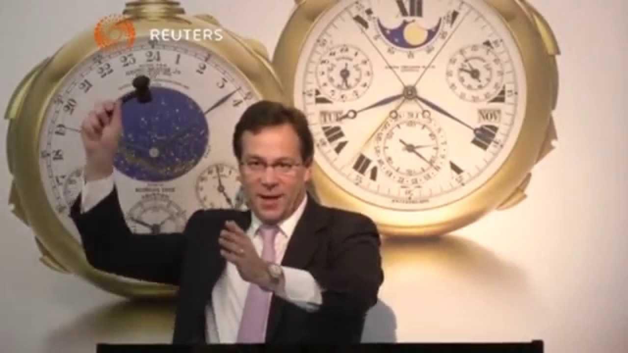 365f4a18e  بوابة الوسط | ساعة جيب سويسرية تسجل رقما قياسيا قدره 24 مليون دولار في  مزاد - YouTube