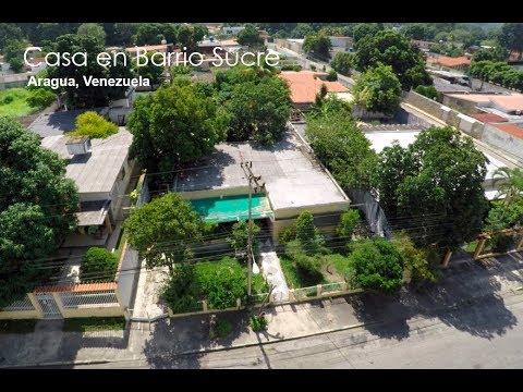 Casa en Barrio Sucre, Aragua, Venezuela | www.rodima.com