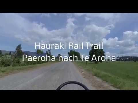 Hauraki Rail Trail Te Aroha