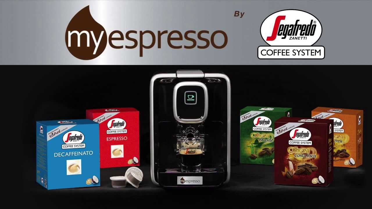 My Espresso By Segafredo Zanetti Australia Youtube