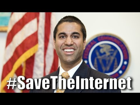 Trump's FCC Chairman Wants to Kill the Internet—YOU Can Stop Him!
