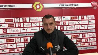 """Jérôme Arpinon, coach du Nîmes Olympique : """"Maradona était un Dieu"""""""