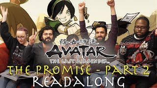 Avatar: The Last Airbender - The Promise Part 2/6 - Group Reaction