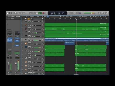 """""""Go Legend"""" Instrumental Remake- Big Sean & Metro Boomin Ft. Travis Scott"""