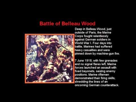 Marine Corps Battle History
