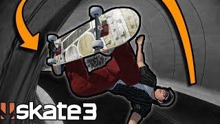 Skate 3: MANUAL LOOP! | Friday Fan Challenge #1