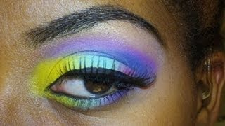 "Nicki Minaj ""Bedrock""  Inspired Makeup Look Thumbnail"