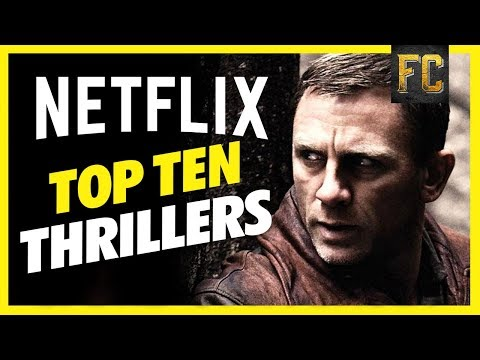 Top 10 Thriller Movies on Netflix  Best Movies to Watch on Netflix 2018  Flick Connection